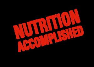 Nutrition Accomplished